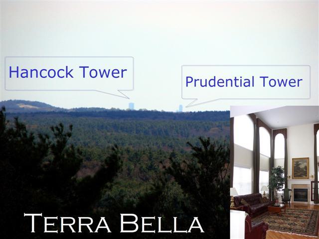 Terra Bella Windham NH - views to Boston