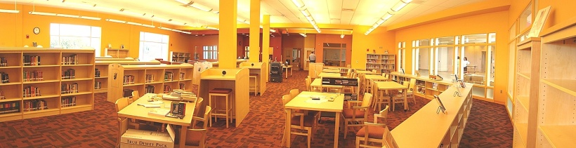Library - Media Center of Windham High School